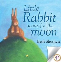 Cover Little Rabbit Waits for the Moon