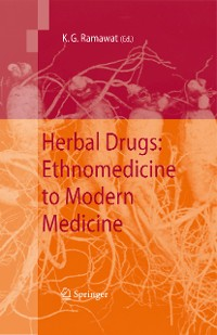 Cover Herbal Drugs: Ethnomedicine to Modern Medicine