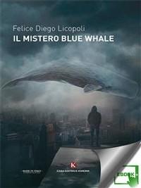 Cover Il mistero Blue Whale