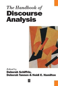 Cover The Handbook of Discourse Analysis