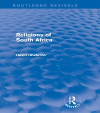 Cover Religions of South Africa (Routledge Revivals)