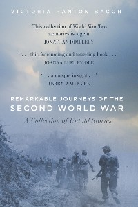 Cover Remarkable Journeys of the Second World War