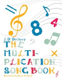 Cover Multiplication Song Book