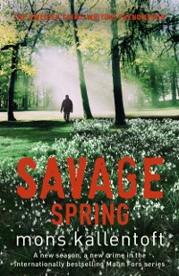 Cover Savage Spring