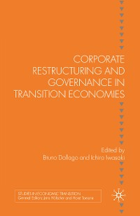 Cover Corporate Restructuring and Governance in Transition Economies