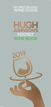 Cover Hugh Johnson's Pocket Wine Book 2019