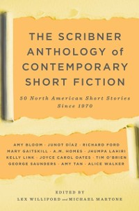 Cover Scribner Anthology of Contemporary Short Fiction