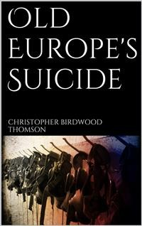 Cover Old Europe's Suicide