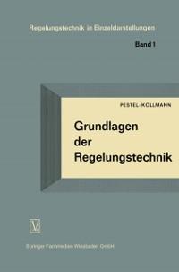 Cover Grundlagen der Regelungstechnik