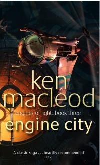 Cover Engine City