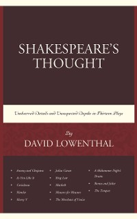 Cover Shakespeare's Thought