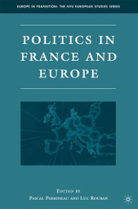 Cover Politics in France and Europe
