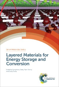 Cover Layered Materials for Energy Storage and Conversion