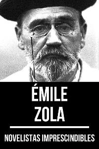 Cover Novelistas Imprescindibles - Émile Zola