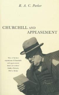 Cover Churchill & Appeasement