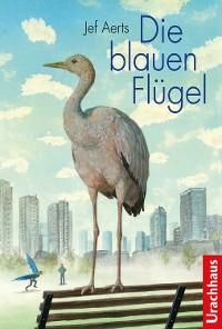 Cover Die blauen Flügel
