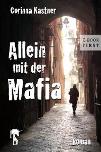 Cover Allein mit der Mafia