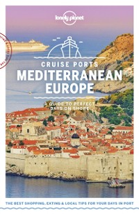Cover Lonely Planet Cruise Ports Mediterranean Europe