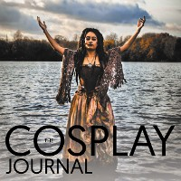 Cover The Cosplay Journal: Volume 1