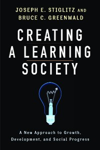 Cover Creating a Learning Society