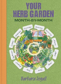Cover Herb Garden month by month