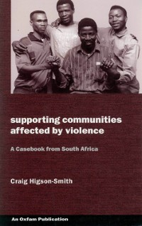 Cover Supporting Communities Affected by Violence