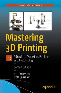 Cover Mastering 3D Printing