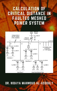 Cover Calculation of Critical Distance in Faulted Meshed Power System