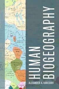 Cover Human Biogeography