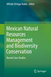 Cover Mexican Natural Resources Management and Biodiversity Conservation