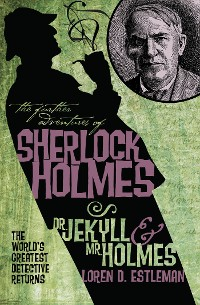 Cover Dr Jekyll and Mr Holmes