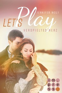 Cover Let's Play. Verspieltes Herz