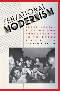 Cover Sensational Modernism