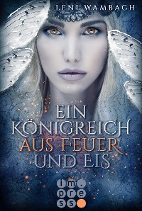 Cover Ein Königreich aus Feuer und Eis (Die Feenwelt-Reihe 1)