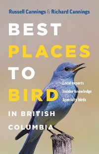 Cover Best Places to Bird in British Columbia