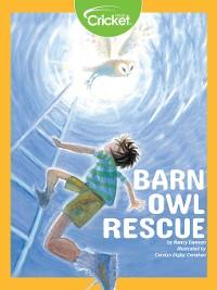 Cover Barn Owl Rescue