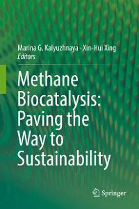 Cover Methane Biocatalysis: Paving the Way to Sustainability