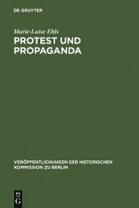 Cover Protest und Propaganda