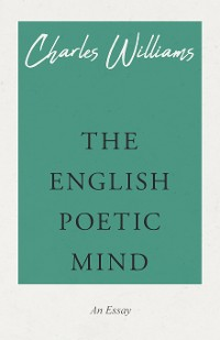 Cover The English Poetic Mind