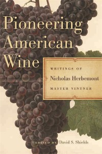 Cover Pioneering American Wine