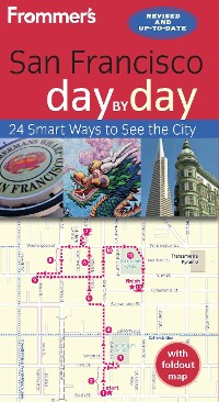 Cover Frommer's San Francisco day by day