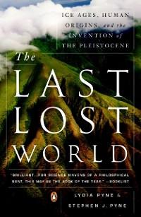 Cover Last Lost World