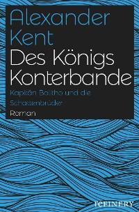 Cover Des Königs Konterbande