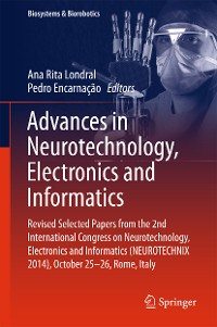 Cover Advances in Neurotechnology, Electronics and Informatics