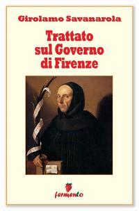 Cover Trattato sul governo di Firenze
