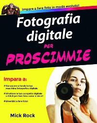 Cover Fotografia Digitale per Proscimmie