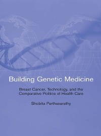 Cover Building Genetic Medicine
