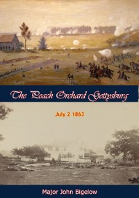 Cover Peach Orchard Gettysburg July 2 1863