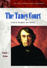 Cover The Taney Court