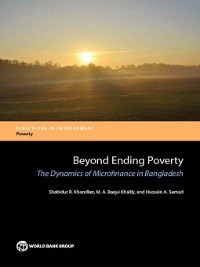 Cover Beyond Ending Poverty